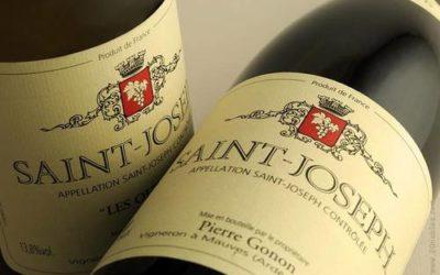 Découvrez notre coup de coeur de l'année en vallée du Rhône : le vin rouge Saint Joseph 2017 du domaine Nicolas Badel !